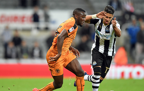 Newcastle United 2 Wolves 0