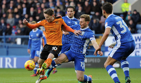 Sheffield Wednesday 0 Wolves 0