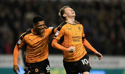 Wolves 1 Aston Villa 0