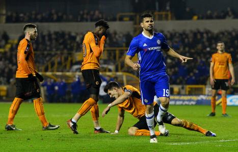 Wolves 0 Chelsea 2