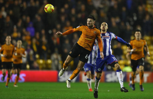 Wolves 0 Wigan Athletic 1