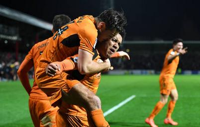 Brentford 1 Wolves 2