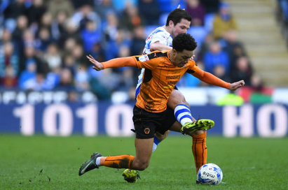 Reading 2 Wolves 1