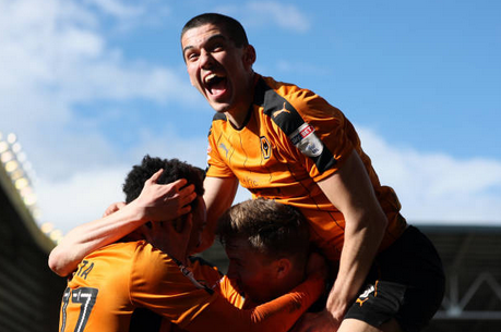 Wolves 3 Cardiff City 1