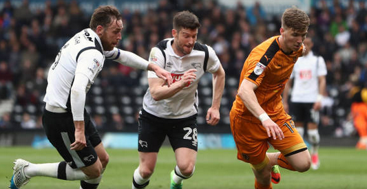 Derby County 3 Wolves 1