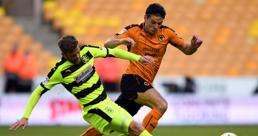 Wolves 0 Huddersfield Town 1