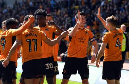 Wolves 1 Preston North End 0
