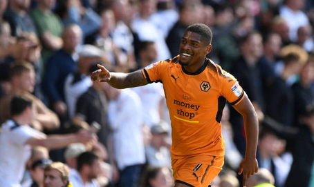Derby County 0 Wolves 2