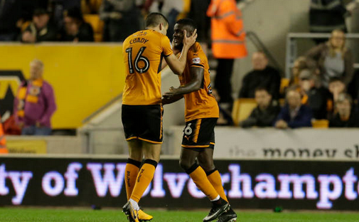 Wolves 1 Bristol Rovers 0