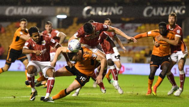 Wolves 3 Bristol City 3