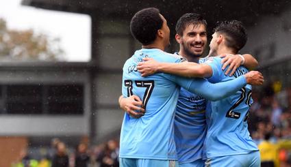 Burton Albion 0 Wolves 4