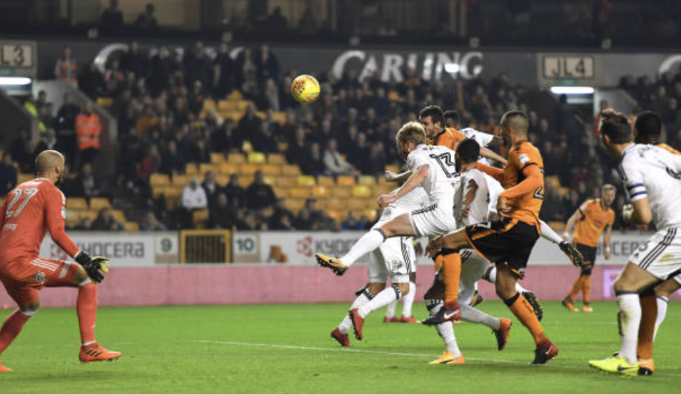 Wolves 2 Fulham 0