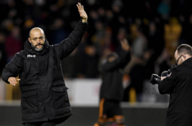 Wolves 1 Ipswich Town 0