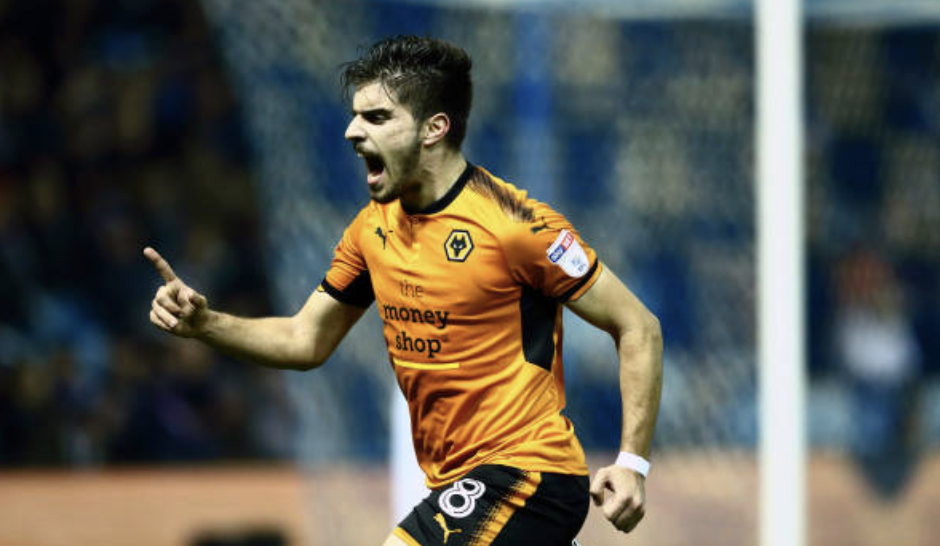 Sheffield Wednesday 0 Wolves 1