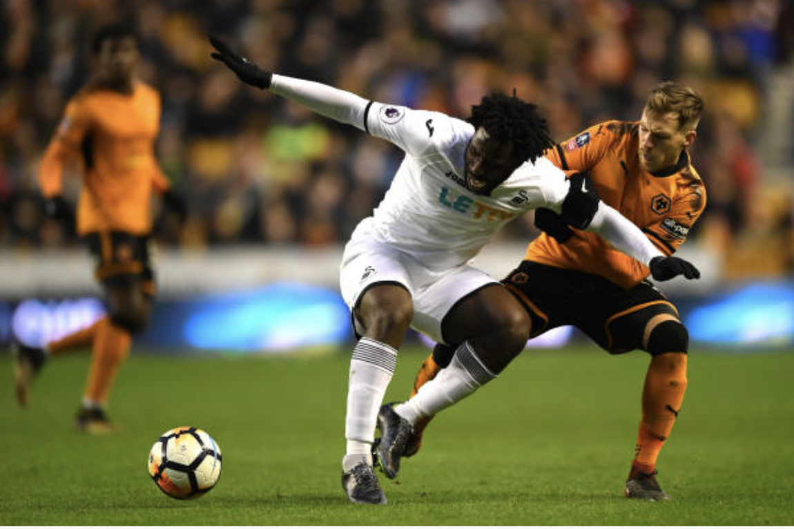 Wolves 0 Swansea City 0