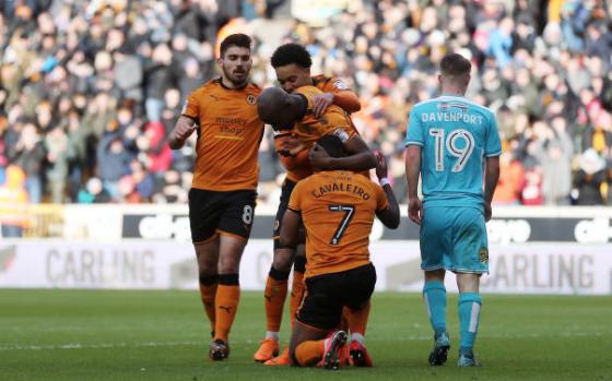 Wolves 3 Burton Albion 1