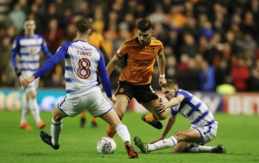 Wolves 3 Reading 0