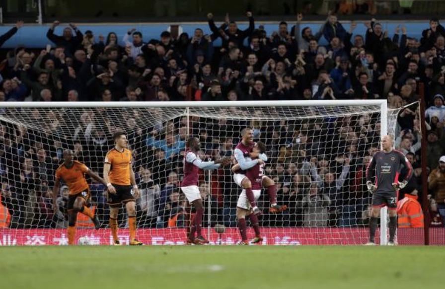 Aston Villa 4 Wolves 1
