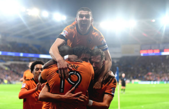 Cardiff City 0 Wolves 1