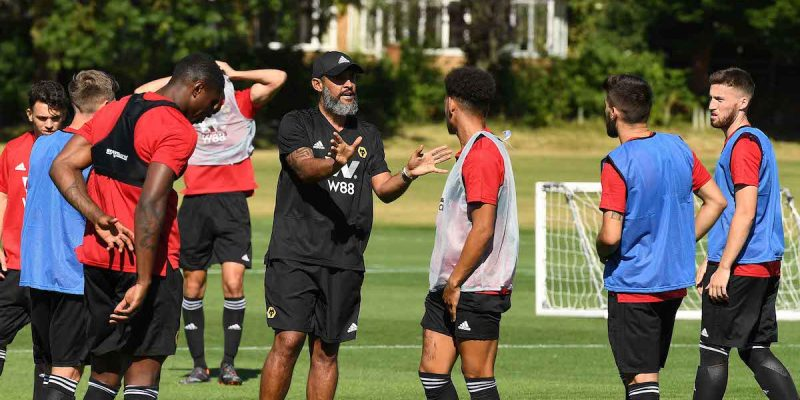 How Wolves 25 man Premier League squad is shaping up