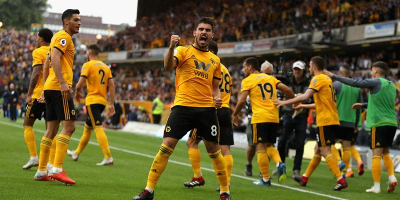 Wolves 2 Everton 2