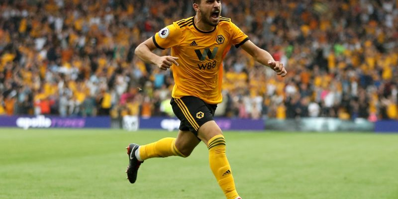 Wolves 2 Everton 2
