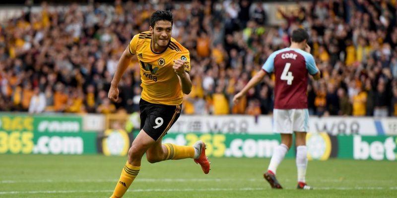 Wolves 1 Burnley 0