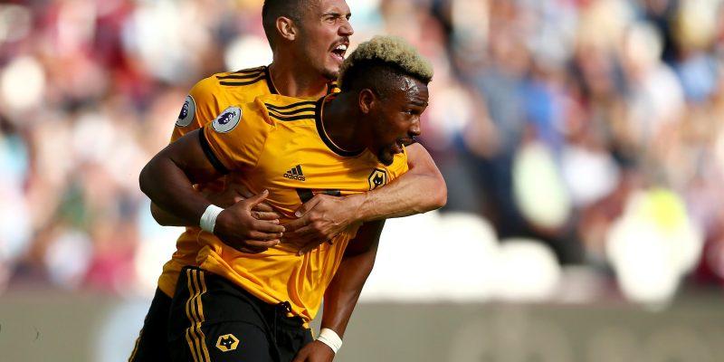 West Ham 0 Wolves 1