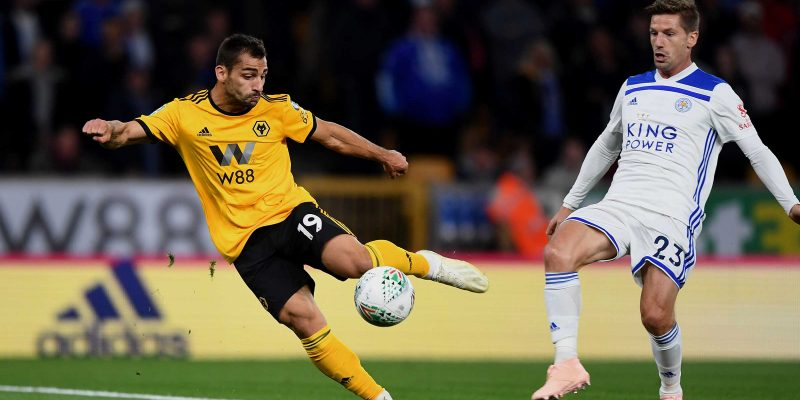 Wolves 0 Leicester 0 (Leicester Win 3-1 On Penalties)