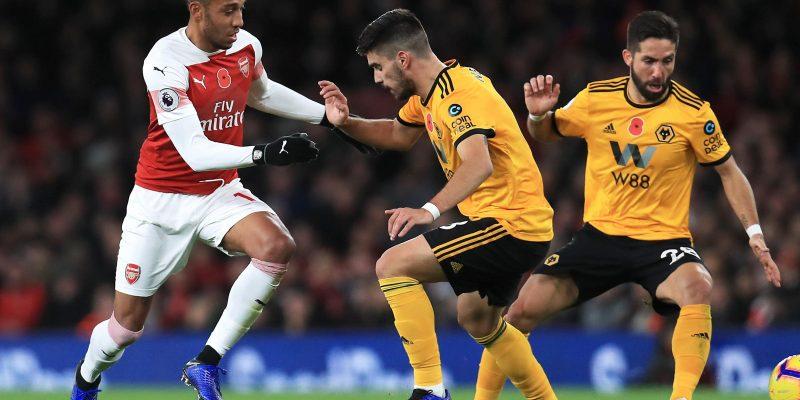 Arsenal 1 Wolves 1