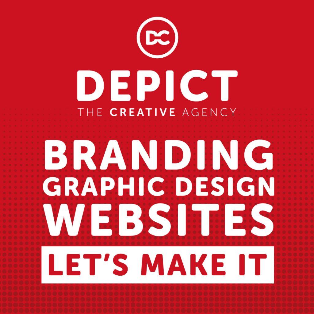 Depict Creative - Wolverhampton Graphic Design Agency