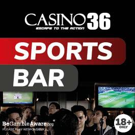 Casino 36 Sports Bar Wolverahmpton