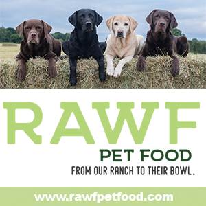 RAWF Raw Dog Food